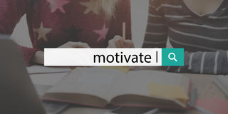 Motivate Aspiration Goal Hopeful Incentive Inspire Concept Stock Photos