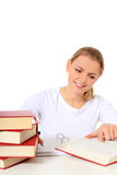 Motivated student Stock Photography