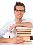 Motivated student Stock Image