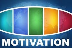 motivatie Royalty-vrije Stock Foto's