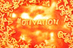 Motivation Royalty Free Stock Photography