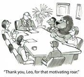 Motivation stock illustrationer