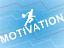 Motivation Arkivbild