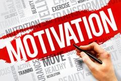 motivation Fotografia de Stock Royalty Free