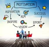Motivation Aspiration Aim Vision Success Concept Royalty Free Stock Photos