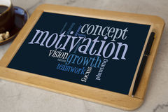 Motivation Royalty Free Stock Photo