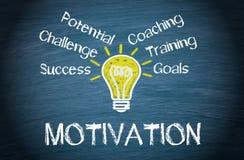 Motivation Business Concept royalty free illustration