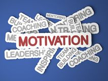 Motivation Concept. Royalty Free Stock Photo