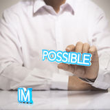 Motivation Concept Stock Photography