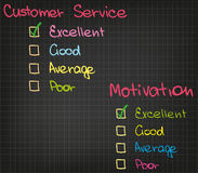 Motivation Customer Service Stock Images