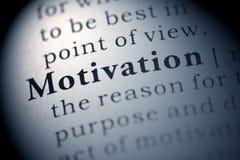Motivation Royalty Free Stock Photography