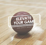 Motivation Game Play Winner Practice Concept Royalty Free Stock Images