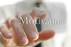 Motivation icon Stock Photos