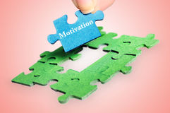 Motivation word Royalty Free Stock Image