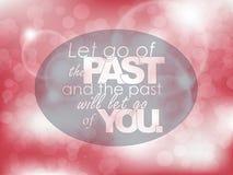 Motivational affisch Royaltyfri Foto