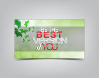 Motivational Background Stock Images