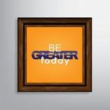 Motivational Background Stock Image