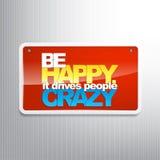 Motivational Background Royalty Free Stock Photos