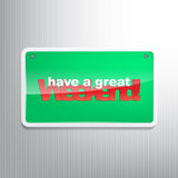 Motivational Background Royalty Free Stock Photography