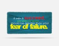Motivational Background Stock Photo