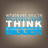 Motivational Background Stock Photography