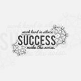 Motivational poster Royalty Free Stock Photos