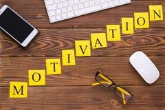 Motivationsdiagonalaufschrift lizenzfreie stockfotografie
