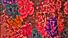 Motive. Background Flowers Motive royalty free stock photos