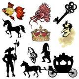 Motive of fairy tale Stock Photo