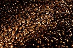 Motivi di caffè Fotografia Stock Libera da Diritti