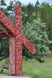 Motivi di Trattato di Waitangi, Nuova Zelanda immagini stock libere da diritti
