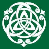 Motivo celta do nó Imagem de Stock Royalty Free