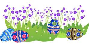 Motivo di Pasqua Fotografie Stock
