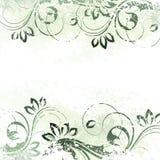 Motivo floral do fundo ilustração do vetor