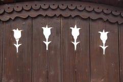 Motivo húngaro tallado 5 Imagenes de archivo