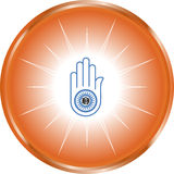 Motivo Jain Imagens de Stock