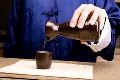 Motivo japonés asiático Imágenes de archivo libres de regalías