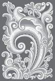 Motivo Pajajaran ilustração royalty free