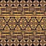 Motivos africanos Imagenes de archivo