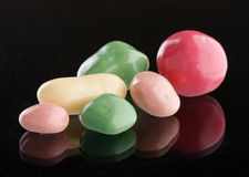 Motley sweets Stock Photos