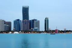 MOTN ( Mutter des Nation) Festival auf Abu Dhabi ' s Corniche Stockfoto