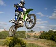 moto летания Стоковые Изображения RF