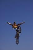 moto x 10 фристайлов Стоковое Фото