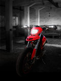 Moto Photo stock