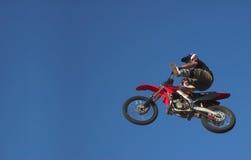 moto x 2 фристайлов Стоковые Изображения RF