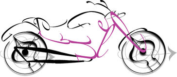 Moto stock de ilustración
