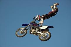 moto x 5 фристайлов Стоковое Изображение RF