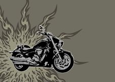 Moto libre illustration
