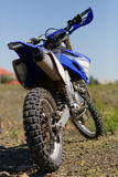 Moto bike. R driving enduro bike. Moto cross Royalty Free Stock Photo