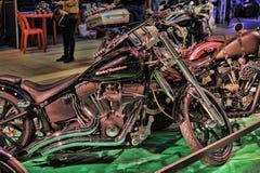 Moto Bike Expo Royalty Free Stock Photography